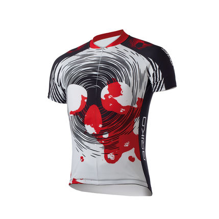 BRIKO DRES BLOODY BASTARD 2011 672 WBwhite-black-red