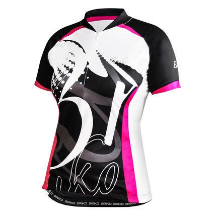 BRIKO DRES SPRINTER Fblack-carbon-pink-azalea-