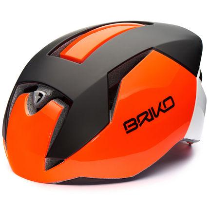 BRIKO HELMA GASS 2018 170 black-orange-white