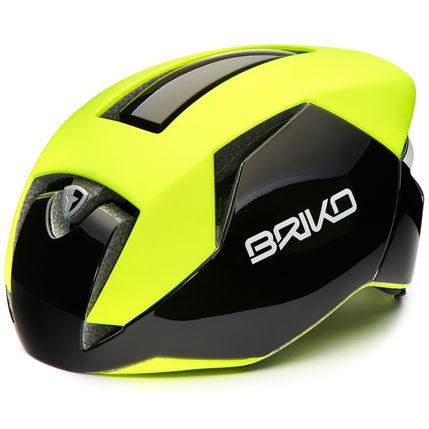 BRIKO HELMA GASS 2018 170 955 yellow-black-white