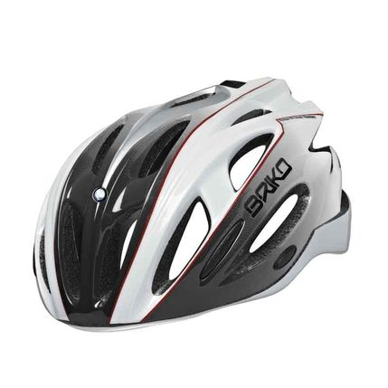 BRIKO HELMA MORGAN LIGHT 2013 601 Dwhite-black-red