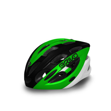 BRIKO HELMA QUARTER 2017 1Z0 green-black-white