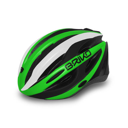 BRIKO HELMA SHIRE 2017 100 green-black-white