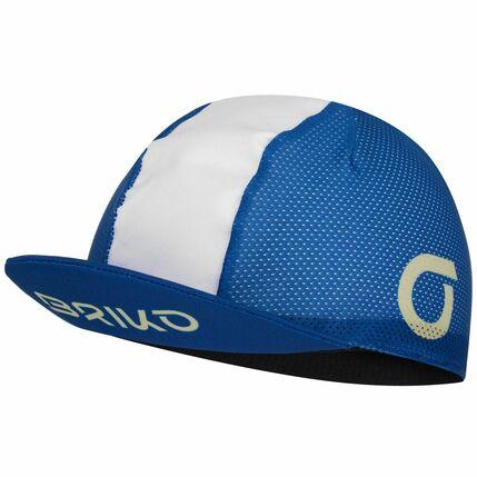 BRIKO VISOR CAP 2020 RK0 blueavio-white