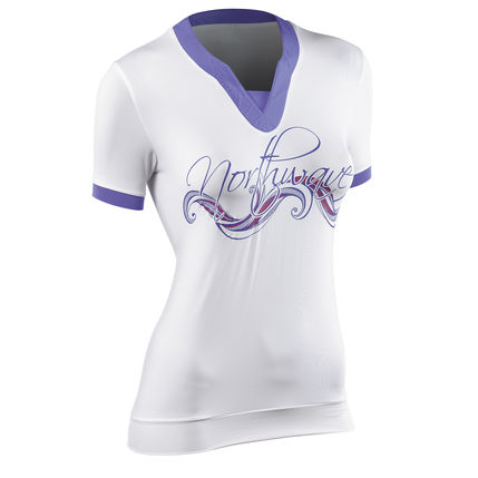 NW DRES ADRENALINE GRAPHIC lady 2015 021 white