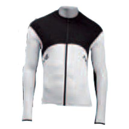NW DRES BLADE dl. rukáv 2012 011 white-black