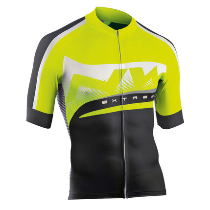 NW DRES EXTREME GRAPHIC 2015 064 black-yellowfluo