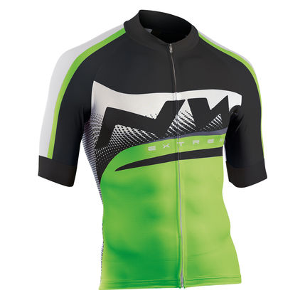 NW DRES EXTREME GRAPHIC 2015 064 greenfluo-black