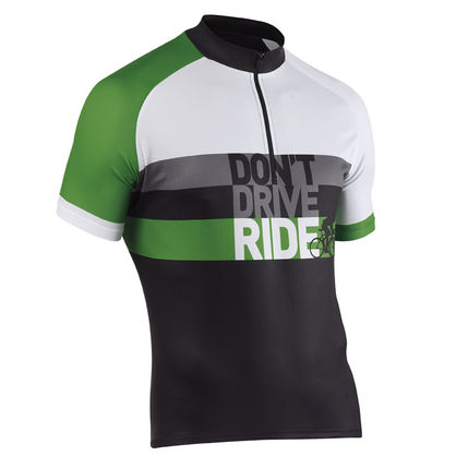 NW DRES RE-CYCLIST 2014 042 black-white-green
