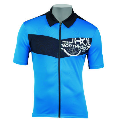 NW DRES ROCKER polo 2013 062 blue