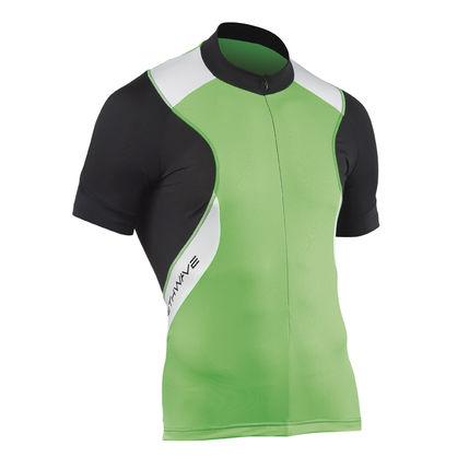NW DRES SONIC dl. skrytý zip 2014 036 green-fluo