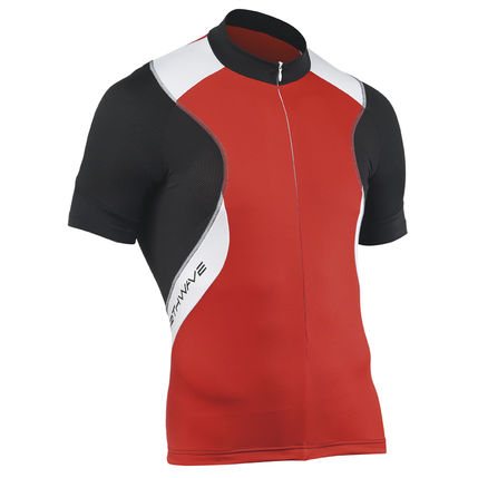 NW DRES SONIC dl. skrytý zip 2014 036 red