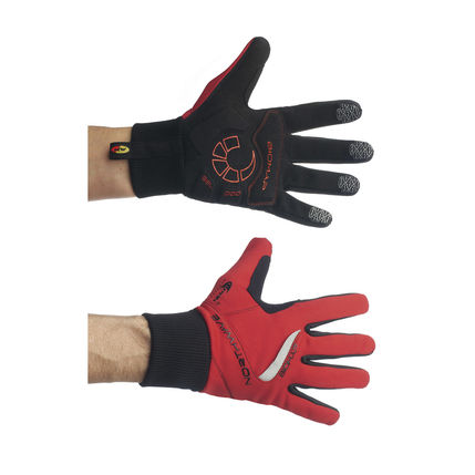 NW RUKAVICE POWER 12'13 201 black-red