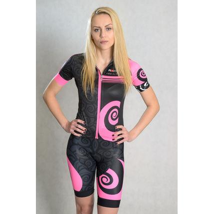 ROSTI KRAŤASY FURY lady 2018 002 70 black-pink