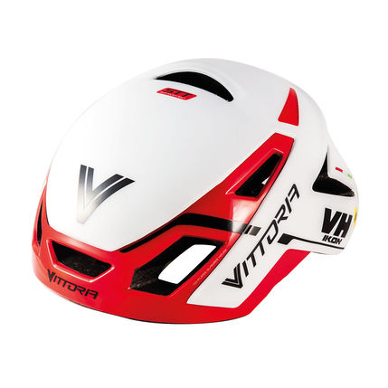 VITTORIA HELMA VH IKON Road 2018 white-red