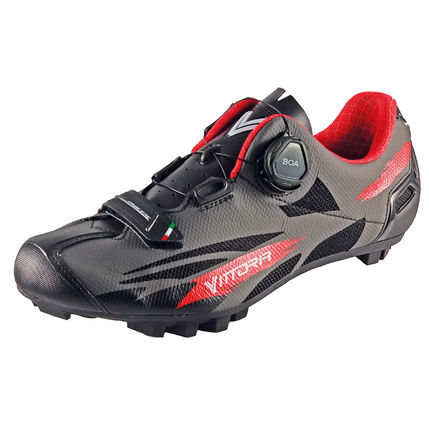 VITTORIA TRETRY CAPTOR BOA MTB 2021 black-red
