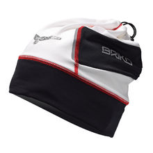 BRIKO ČEPICE WARM GAITOR 13'14 449 WBwhite-black-red
