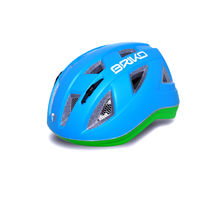 BRIKO HELMA PAINT 2015 006 Llightblue-greenfluo