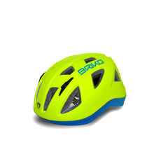 BRIKO HELMA PAINT 2018 130 yellowfluo-lightblue