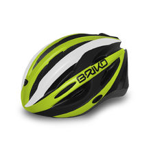 BRIKO HELMA SHIRE 2018 100 yellow-black-white