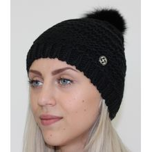 COLMAR LADIES HAT 14'15 4851 black-black