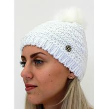 COLMAR LADIES HAT 14'15 4851 white-white