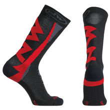 NW PONOŽKY EXTREME WINTER 15'16 202 black-red