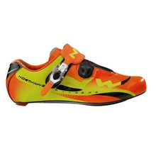 NW TRETRY EXTREME TECH S.B.S. 2012 orange-green