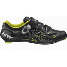 NW TRETRY TYPHOON EVO S.B.S. sponsor 2011 black-lime
