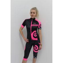 ROSTI 3/4 KALHOTY FURY lady 2018 007 black-pink